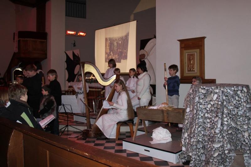 Fête de Noël du dimanche 19 décembre 2010 à 17h30 à l'église de Wangen Img_0938