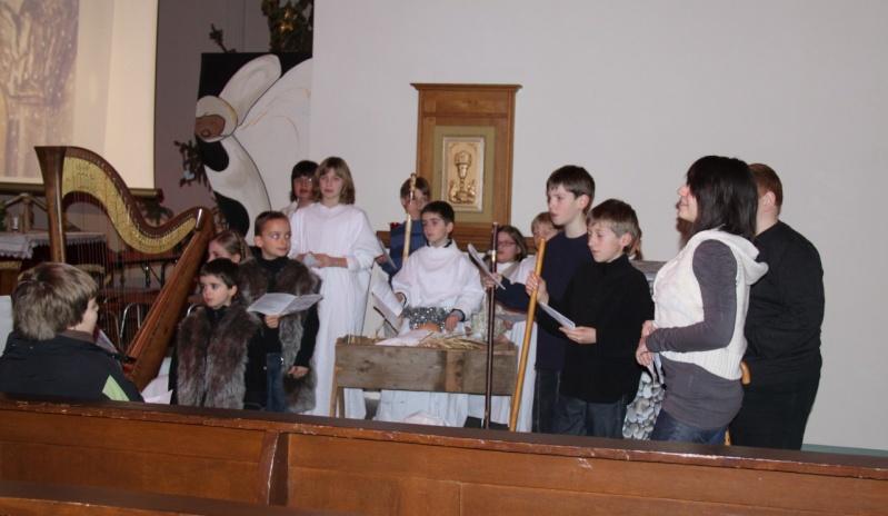 Fête de Noël du dimanche 19 décembre 2010 à 17h30 à l'église de Wangen Img_1029