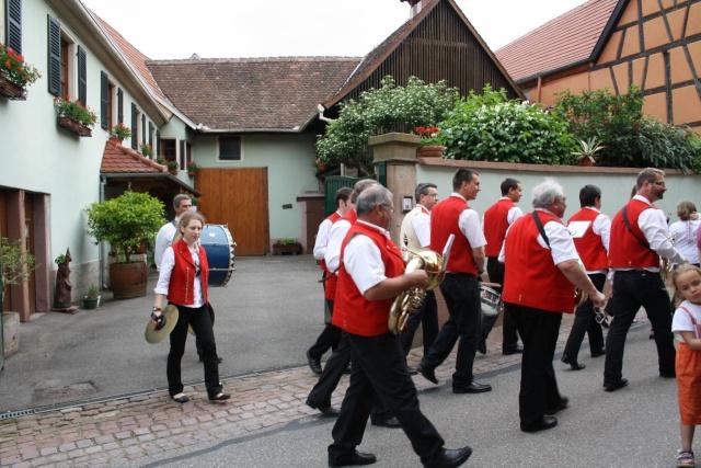 Aubade de la Musique Harmonie de Wangen le 17 mai 2009 Img_1119