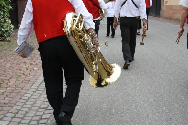 Aubade de la Musique Harmonie de Wangen le 17 mai 2009 Img_1120