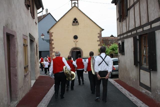 Aubade de la Musique Harmonie de Wangen le 17 mai 2009 Img_1128