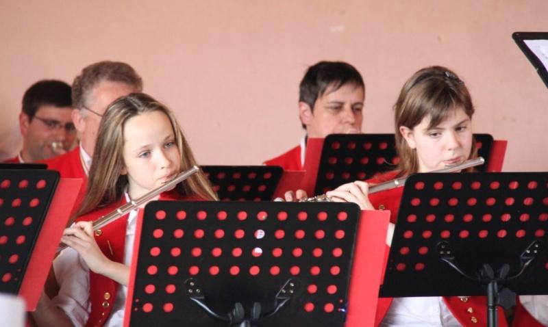 harmonie - Concert de printemps de la Musique Harmonie de Wangen le dimanche 3 avril 2011 Img_2612