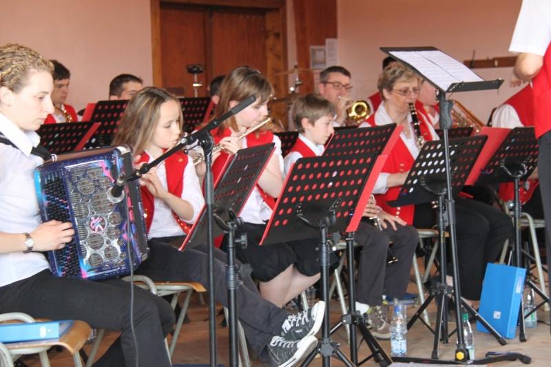 harmonie - Concert de printemps de la Musique Harmonie de Wangen le dimanche 3 avril 2011 Img_2614