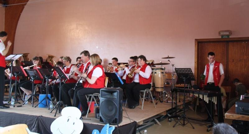 harmonie - Concert de printemps de la Musique Harmonie de Wangen le dimanche 3 avril 2011 Img_2616
