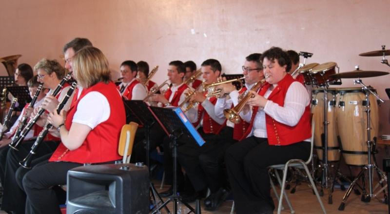 harmonie - Concert de printemps de la Musique Harmonie de Wangen le dimanche 3 avril 2011 Img_2618