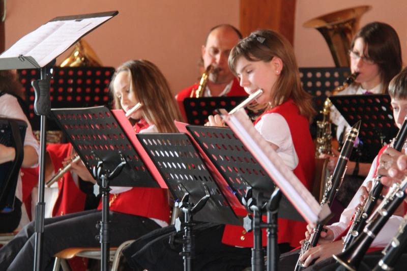 harmonie - Concert de printemps de la Musique Harmonie de Wangen le dimanche 3 avril 2011 Img_2619