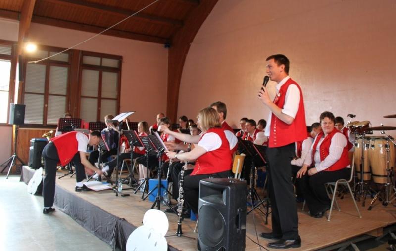 harmonie - Concert de printemps de la Musique Harmonie de Wangen le dimanche 3 avril 2011 Img_2620