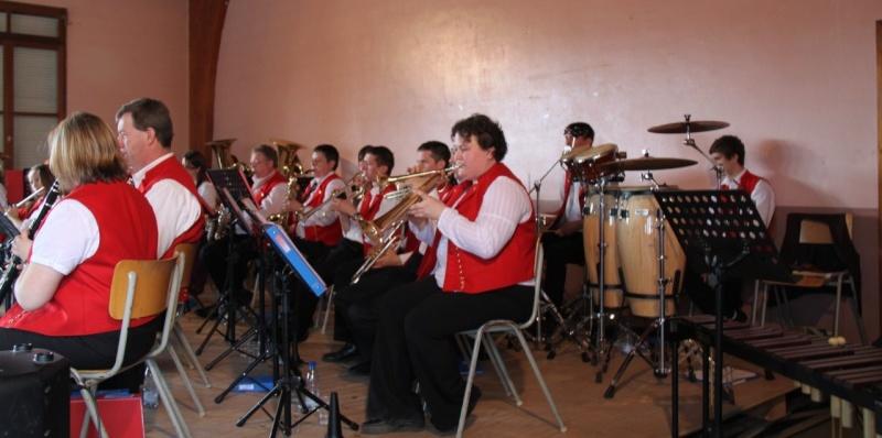 harmonie - Concert de printemps de la Musique Harmonie de Wangen le dimanche 3 avril 2011 Img_2623