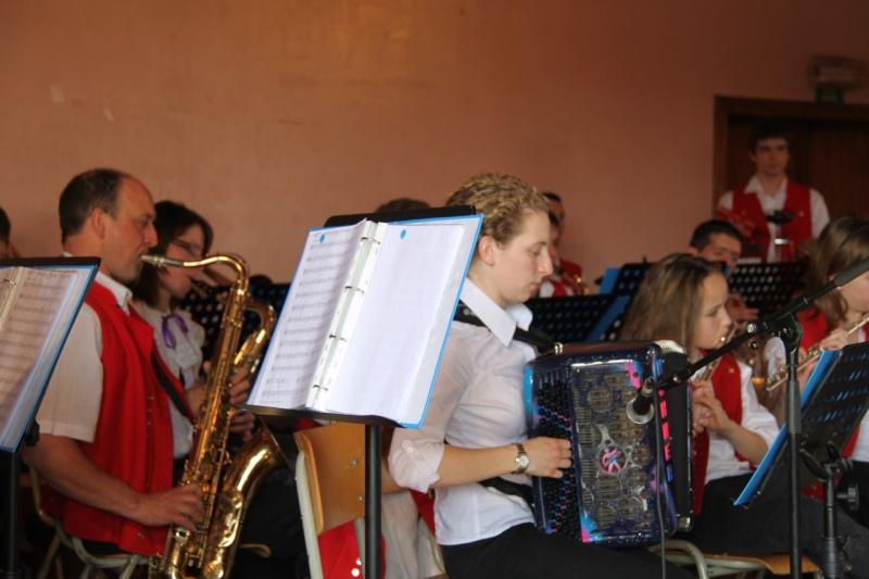 harmonie - Concert de printemps de la Musique Harmonie de Wangen le dimanche 3 avril 2011 Img_2715