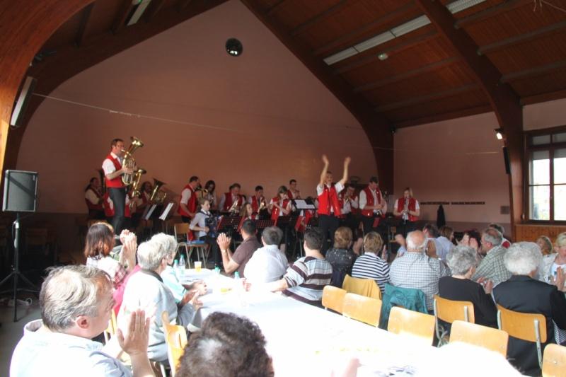 harmonie - Concert de printemps de la Musique Harmonie de Wangen le dimanche 3 avril 2011 Img_2727
