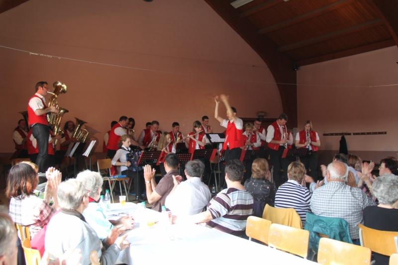 harmonie - Concert de printemps de la Musique Harmonie de Wangen le dimanche 3 avril 2011 Img_2728