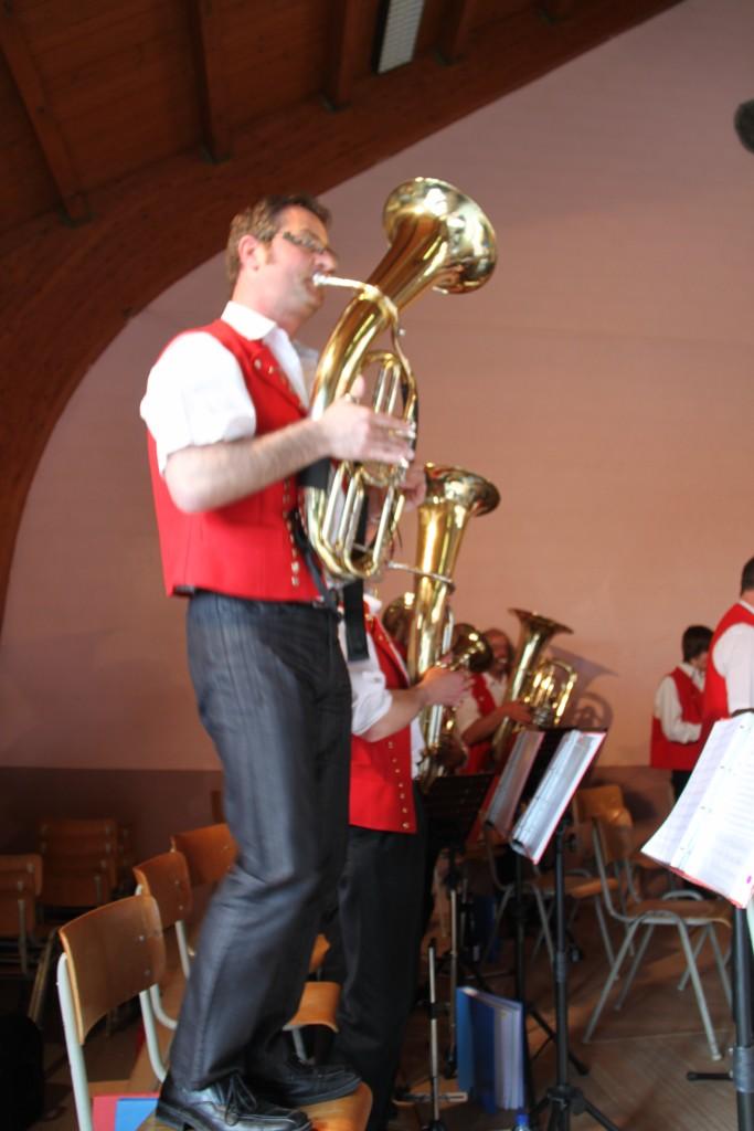 harmonie - Concert de printemps de la Musique Harmonie de Wangen le dimanche 3 avril 2011 Img_2730