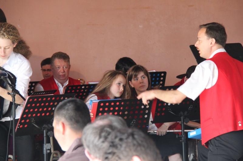 harmonie - Concert de printemps de la Musique Harmonie de Wangen le dimanche 3 avril 2011 Img_2733