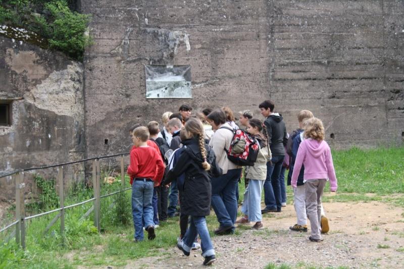 Les CM1-CM2 de Wangen et les CM2 de Marlenheim au Fort de Mutzig et au Mémorial de Schirmeck le 27 mai 2010 Img_9210