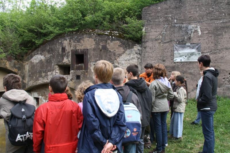 Les CM1-CM2 de Wangen et les CM2 de Marlenheim au Fort de Mutzig et au Mémorial de Schirmeck le 27 mai 2010 Img_9212