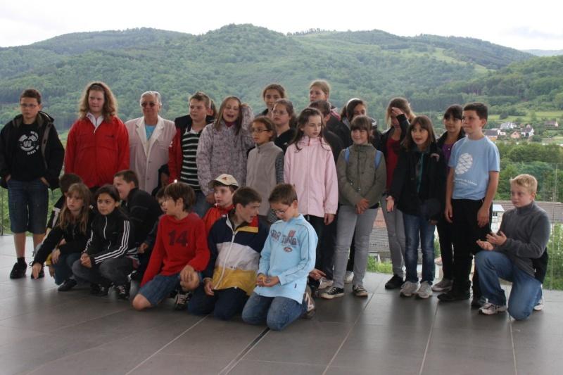Les CM1-CM2 de Wangen et les CM2 de Marlenheim au Fort de Mutzig et au Mémorial de Schirmeck le 27 mai 2010 Img_9335