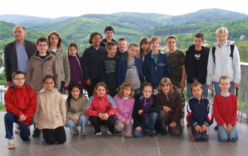 Les CM1-CM2 de Wangen et les CM2 de Marlenheim au Fort de Mutzig et au Mémorial de Schirmeck le 27 mai 2010 Img_9336