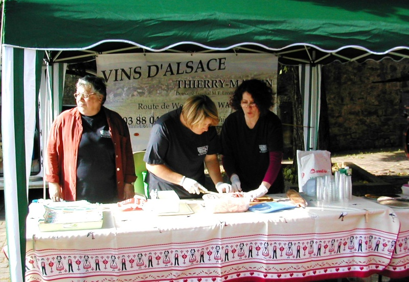 Marathon du vignoble d' Alsace 2010 les 19 et 20 juin Marath11