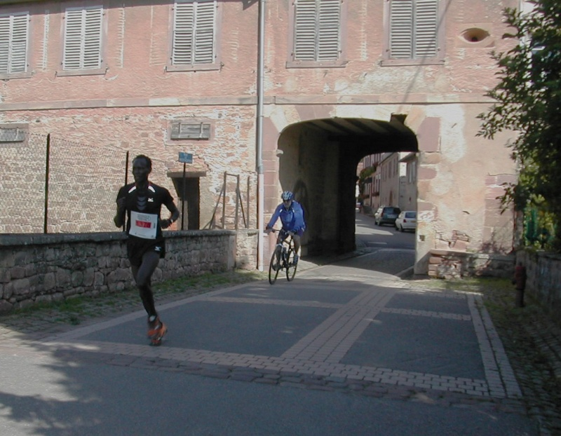 Marathon du vignoble d' Alsace 2010 les 19 et 20 juin Marath12