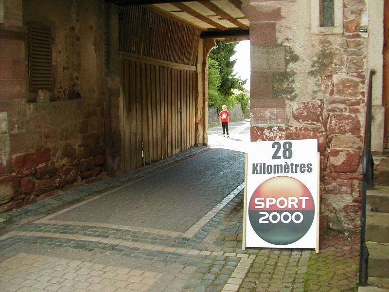 Marathon du vignoble d' Alsace 2010 les 19 et 20 juin Marath13