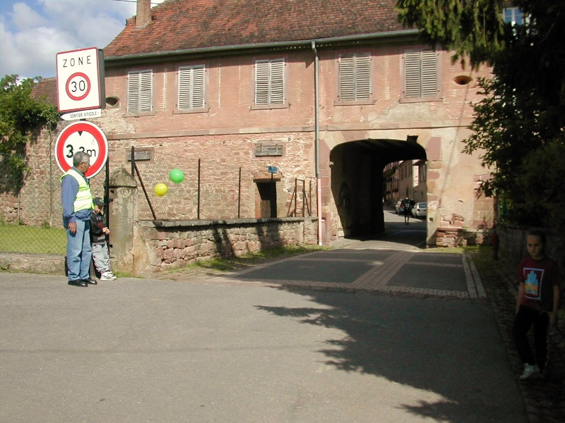 Marathon du vignoble d' Alsace 2010 les 19 et 20 juin Marath14