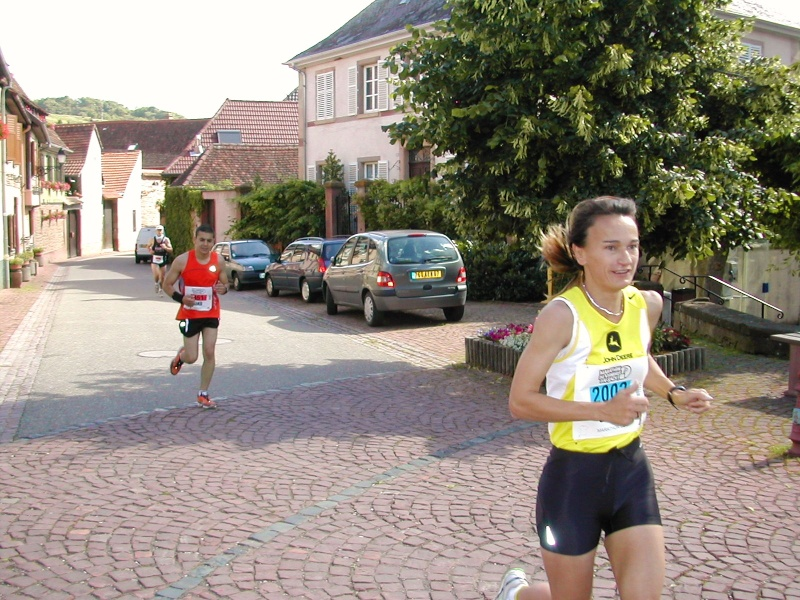 Marathon du vignoble d' Alsace 2010 les 19 et 20 juin Marath16