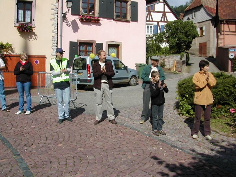 marathon - Marathon du vignoble d' Alsace 2010 les 19 et 20 juin Marath17