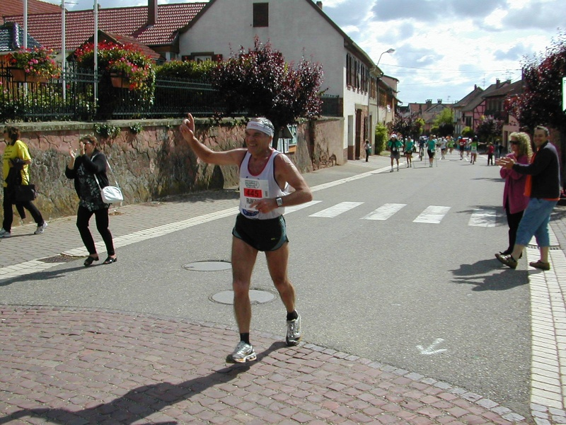 Marathon du vignoble d' Alsace 2010 les 19 et 20 juin Marath20