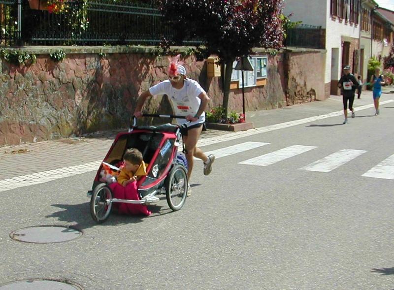 marathon - Marathon du vignoble d' Alsace 2010 les 19 et 20 juin Marath22