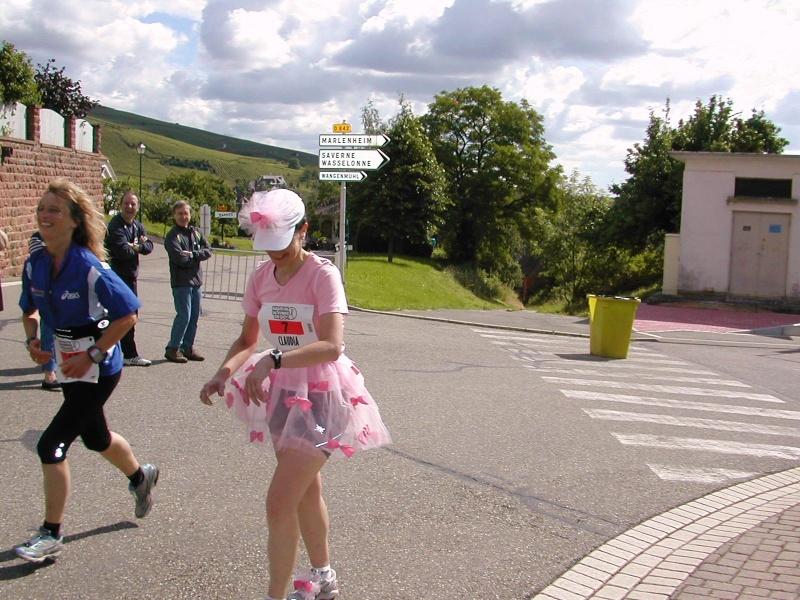 marathon - Marathon du vignoble d' Alsace 2010 les 19 et 20 juin Marath29
