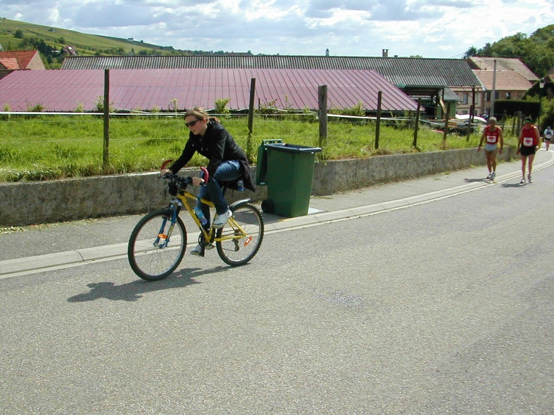 Marathon du vignoble d' Alsace 2010 les 19 et 20 juin Marath34