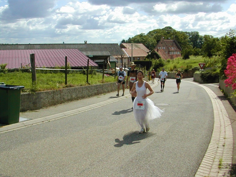 Marathon du vignoble d' Alsace 2010 les 19 et 20 juin Marath35