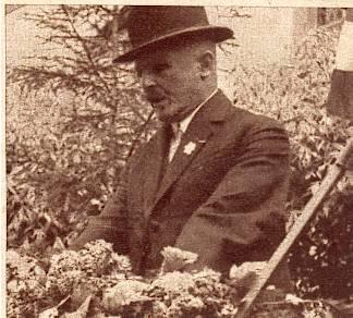 Wangen,fête de la fontaine 1933 Messti14
