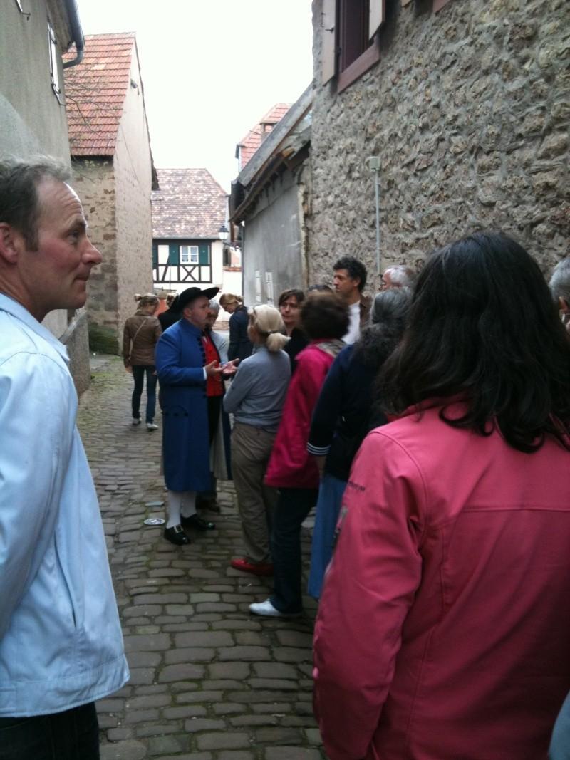 e Entdeckung's Reis en d' Gschecht von Wange dimanches 27 mars et 3 avril 2011 Photo10