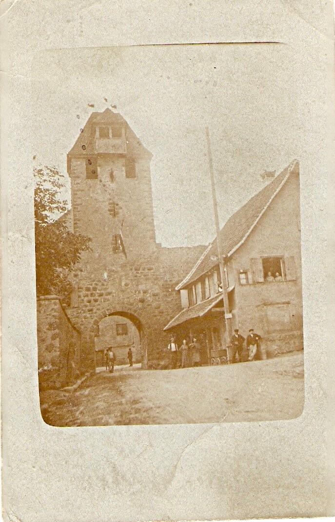 cartes postales - Cartes postales anciennes de Wangen Serie_10