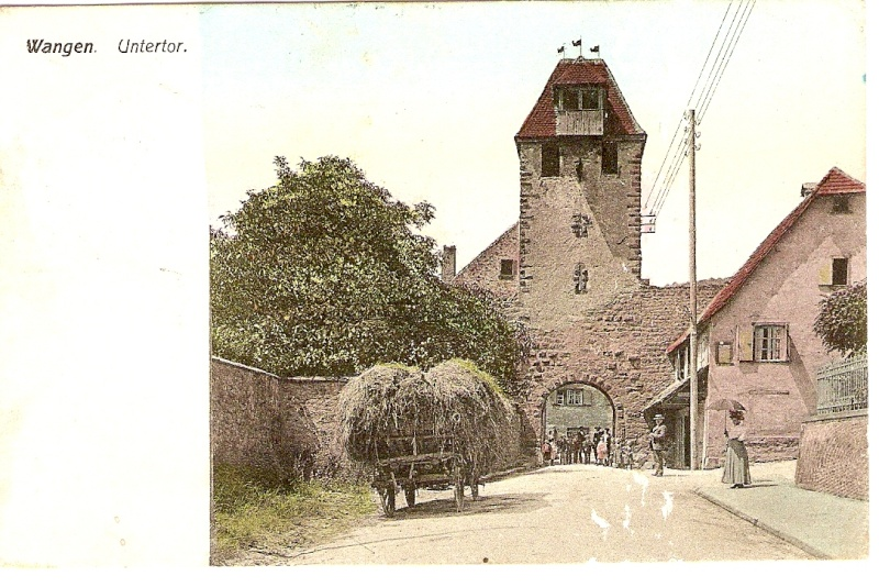 Cartes postales anciennes de Wangen Serie_13