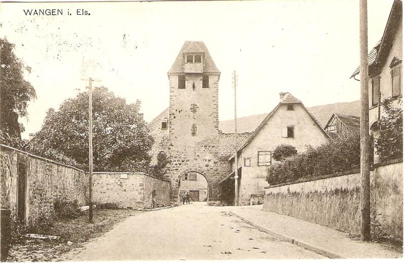 cartes postales - Cartes postales anciennes de Wangen Serie_21