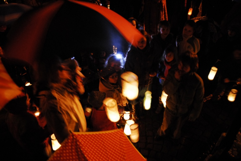 Promenade de la Saint Martin à Wangen le 11 novembre 2010 à 18h Wangen71
