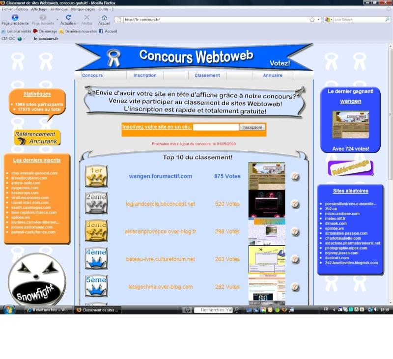 Il était une fois Wangen:1er au classement Webtoweb ! - Page 2 Webto10