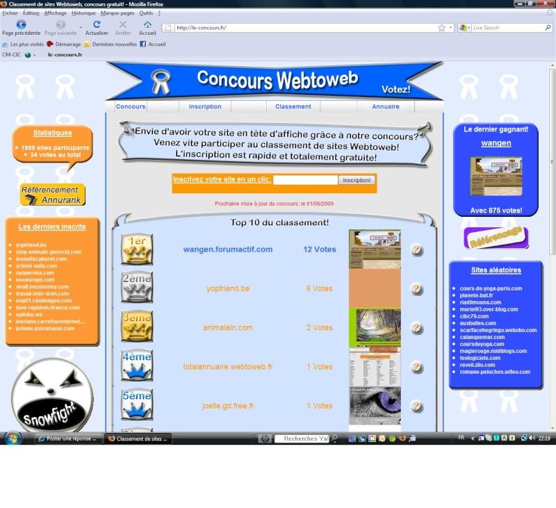 Il était une fois Wangen:1er au classement Webtoweb ! - Page 2 Webtow10