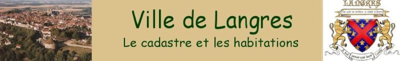 Cadastre de la Ville de Langres