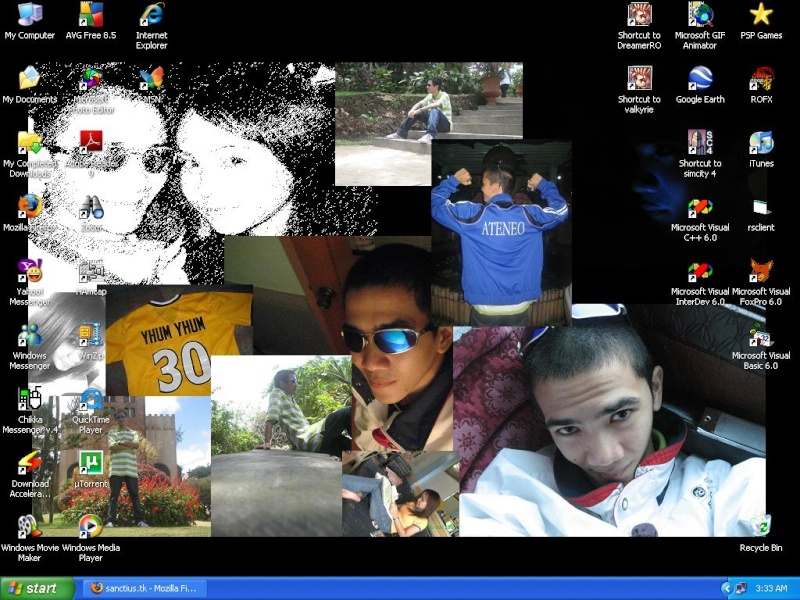 Ano itsura ng Desktop mo? 34510