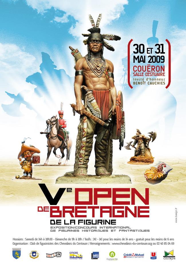 Vème Open de bretagne 2009 Flyero10
