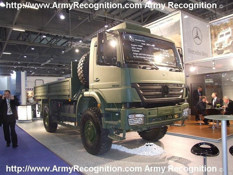 بعض انواع الشاحنات التى تعاقدت عليها الجزائر من شركة  EMPL المانيا  Axor_210