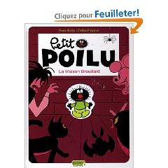 [Bailly, Pierre] Petit Poilu - Tome 2: La maison du brouillard  51ancy10