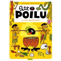 [Bailly, Pierre] Petit Poilu - Tome 5: La tribu des Bonapéti  51q6i710