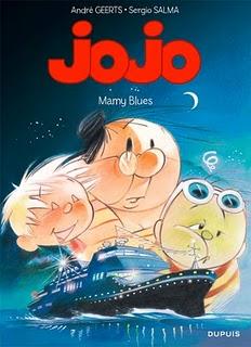 Jojo - Série [Geerts, André & Salma, Sergio] Livre210