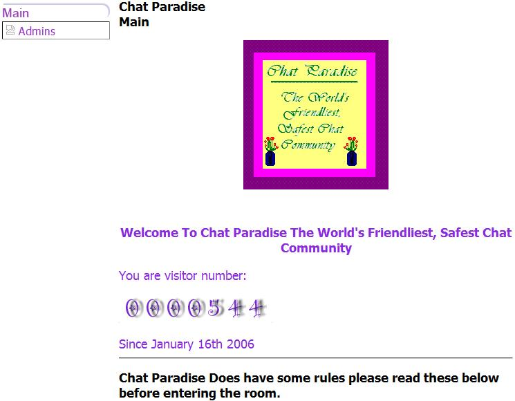 Website screen dumps as times gone by Cp10