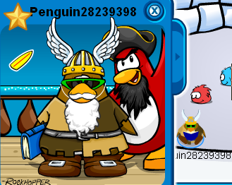 Snow Penguins First Competition! Myavi10