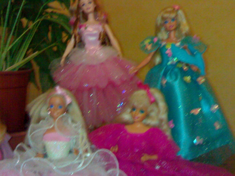 Ma Collection de Princesses Barbie 14082012
